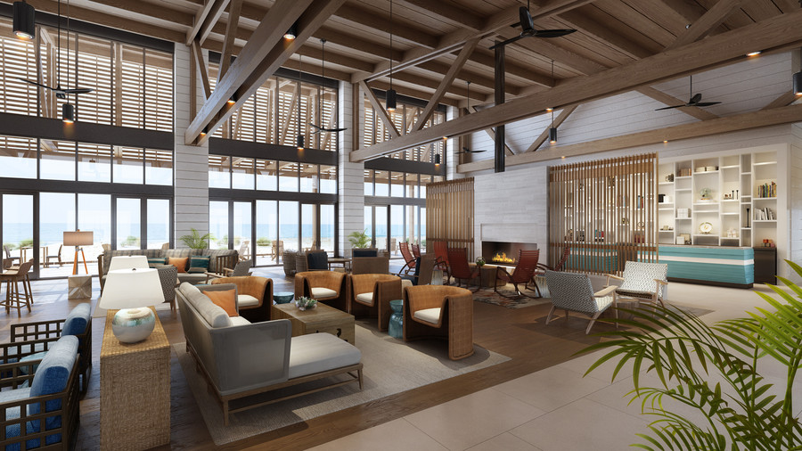 The Lodge at Gulf State Park in Gulf Shores, AL