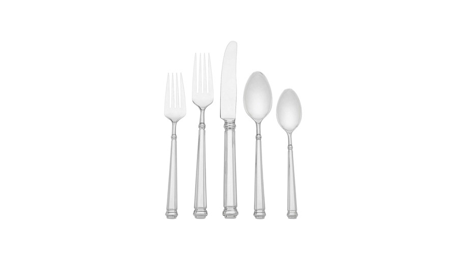 Kate Spade New York Abingdon Square 5-Piece Flatware