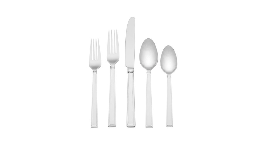 Lenox Bratton 65-Piece Flatware Set, Service for 12