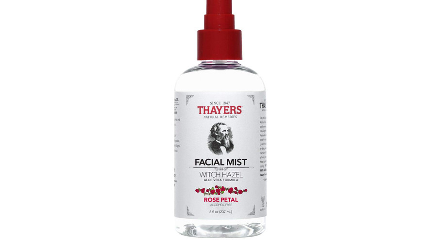 Thayers Natural Remedies Alcohol-Free Rose Petal Witch Hazel Facial Mist Toner