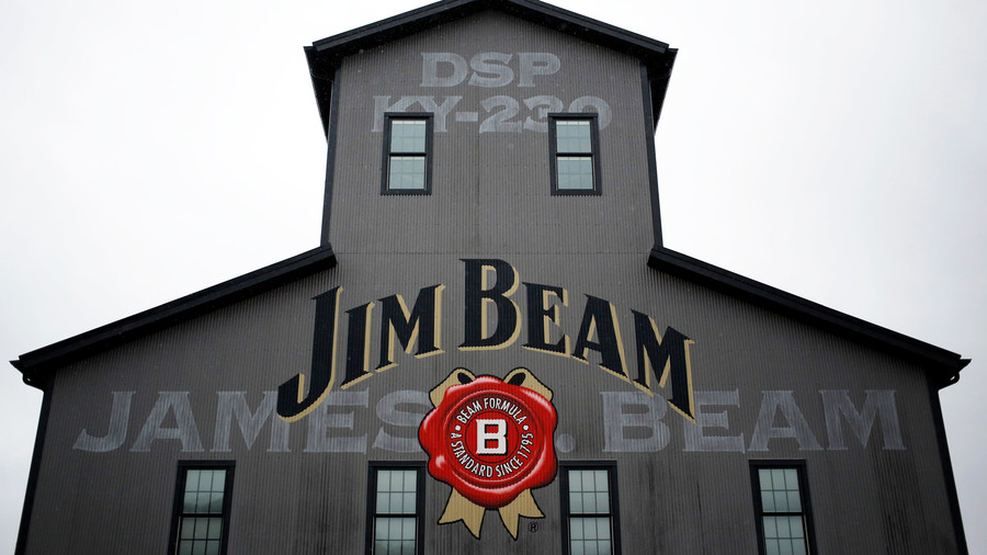 Jim Beam Barn