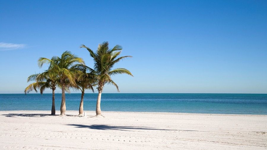 10 Florida Beaches So Beautiful You'll Think You're in the Caribbean