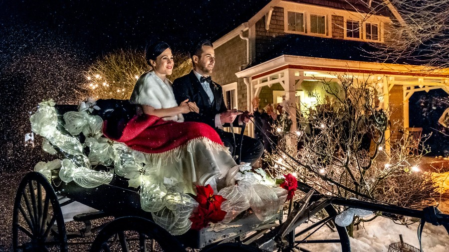 Marrying Father Christmas (Nov. 15, 11 p.m. ET on Hallmark Movies & Mysteries)