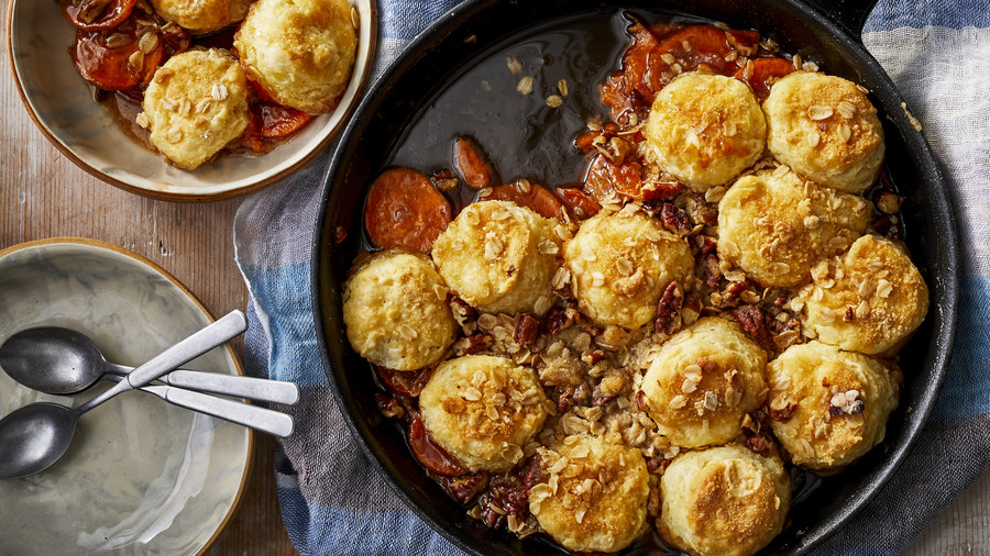 RX_1901_Vegetable Casseroles the Whole Family Will Request_Sweet Potato Cobbler