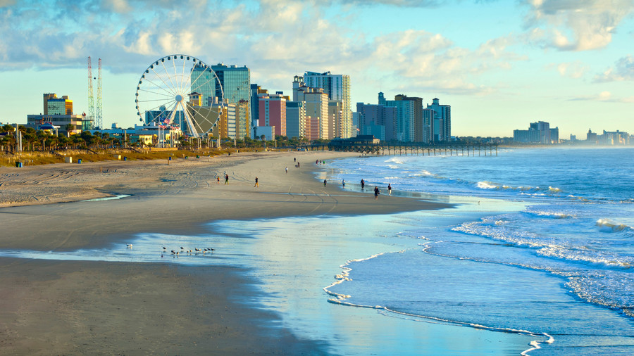 Millions of visitors flock to Myrtle Beach's sunny shores every year, but full-time (and even part-time) residence here comes with its own pleasures, like access to the area's 60 miles of sandy beaches during non-peak seasons. (The Myrtle Beach...