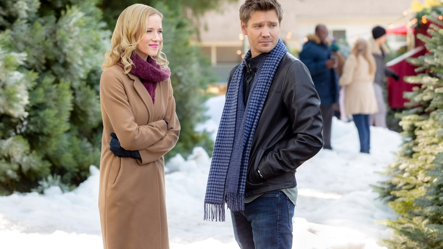 Road to Christmas (Nov. 18, 12 p.m. ET on Hallmark Channel)