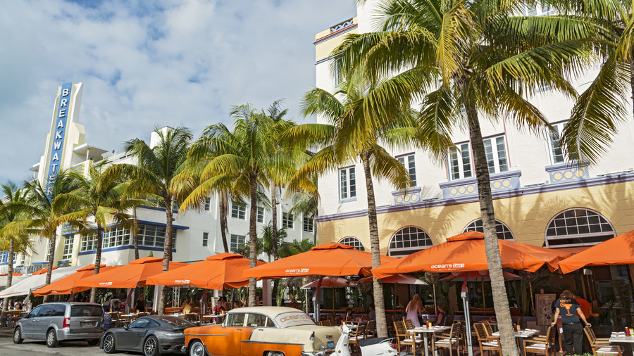 South Beach Art Deco District, Miami Beach