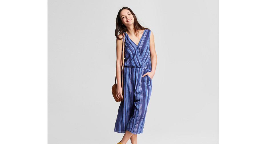 Striped Jumpsuit from Target