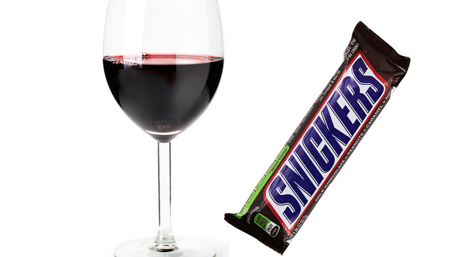 There's just something uniquely transcendent about the union of roasted nuts and a deep, rich red. Tack on the vanillin harmony between caramel, nougat, and a gentle dose of oak, and the symbiosis of Snickers and Syrah is pretty much a match made...