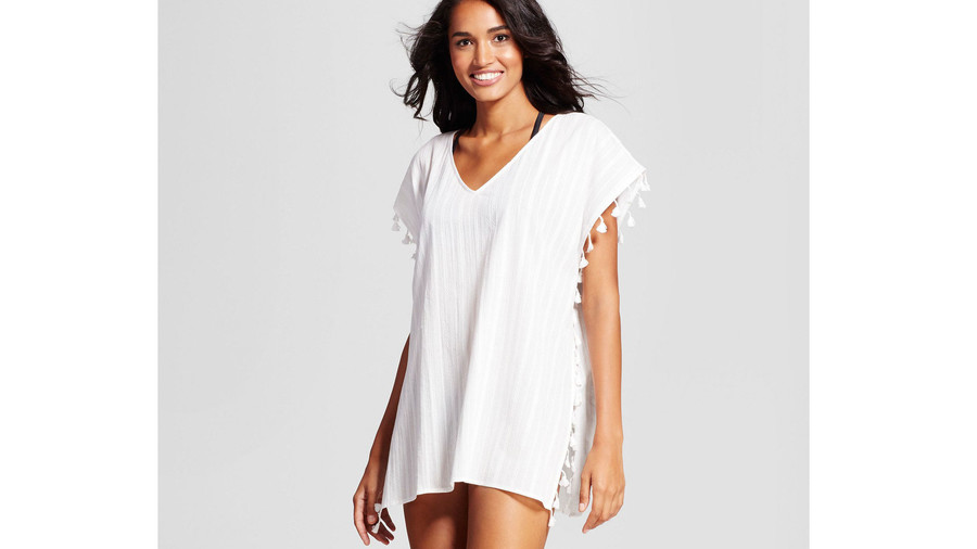 Pool-Ready Coverup