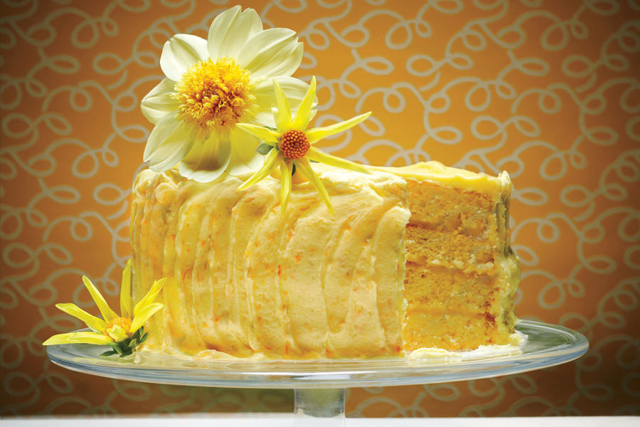 The Lemon Cheese Layer Cake - The South's Most Storied Cakes - Southern Living