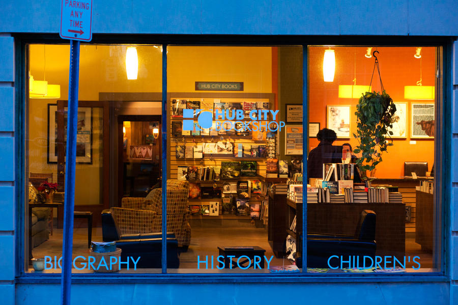 Hub City Bookshop (Spartanburg, South Carolina)