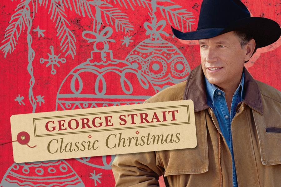 George Straight Christmas Album