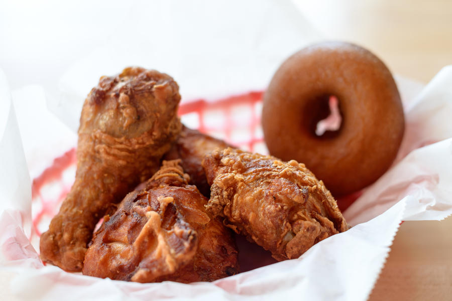 Fried Chicken: Federal Donuts