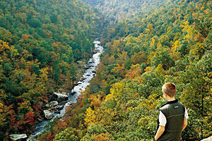 Alabama's Little River Canyon