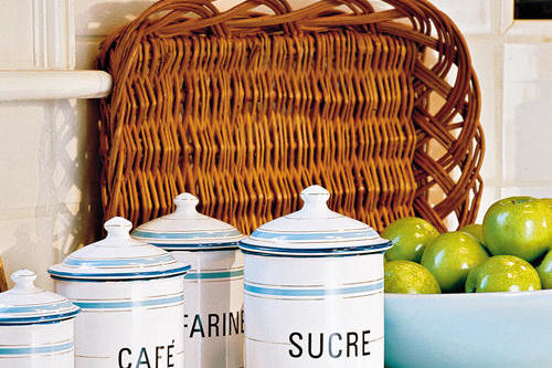 Cute Canisters