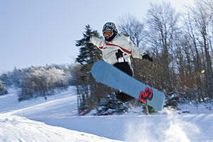 Winter Trips: Canaan Valley Resort, WV
