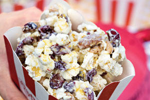 Bengal Black & Gold Popcorn
