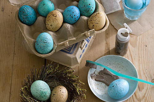 Send Us Your Easter Egg Photos!