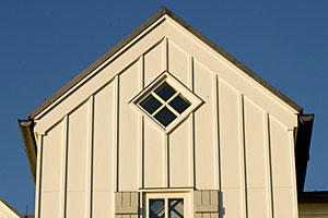 Board and Batten Siding
