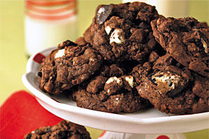 Best Cookies Recipes: Chunky Chocolate Gobs Cookies Recipes