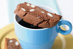 Best Cookies Recipes: Cocoa-Almond Biscotti Recipes