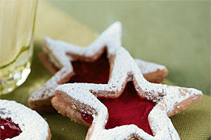 Best Cookies Recipes: Linzer Cookies Recipes