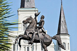 New Orleans Vacations: Jackson Square