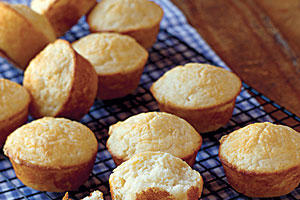 Muffins and Bread Recipes: Parmesan Cheese Muffins