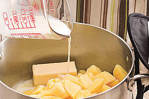 Mashed Potatoes Recipes: Add Butter