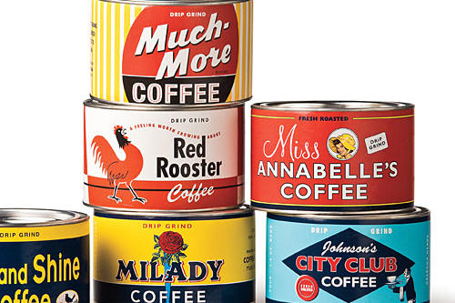 Gift Ideas for Her: Southern-made Goods for the New Year: Nostalgic Tins