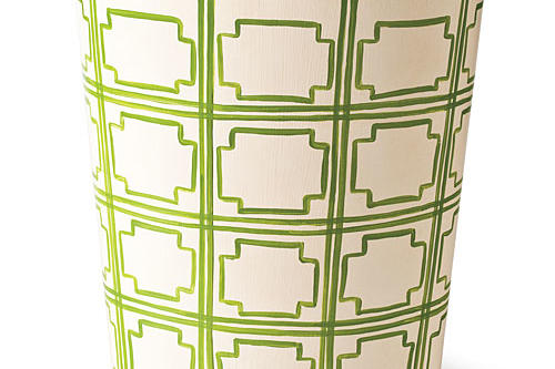 Gift Ideas for Her: Southern-made Goods for the New Year: Wastebaskets