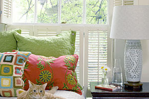 plantation shutters bedroom window treatments southern living
