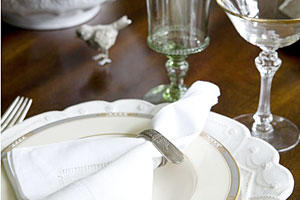 Ideas for Southern Homes: Family China