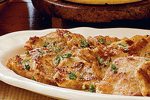 Quick and Easy Southern Recipes: Pan-Fried Pork Chops