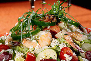 Healthy Food Recipe: Dawn's World-Famous Greek Salad