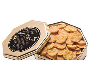 Charleston Goods: Benne Wafer Tin