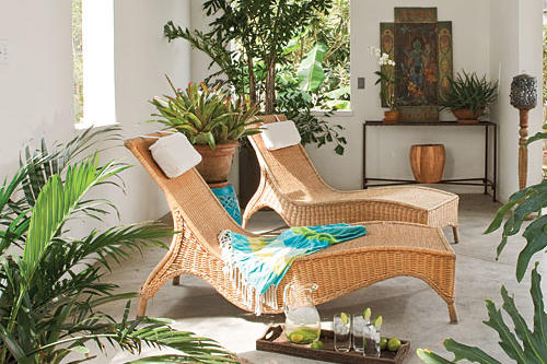 Beach Home Decorating: Bring the Outdoors In