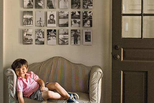 Home Interior Decorating Ideas: Family First