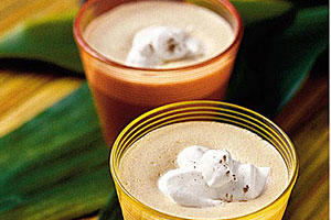 Father's Day Brunch Recipe Ideas: Frozen Coffee Cooler