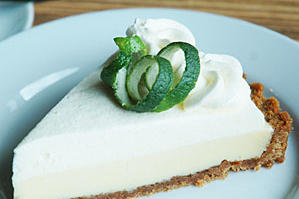 Best Southern Pies: Key Lime Pie, Corner Bistro