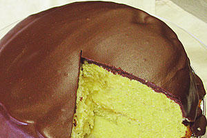 Best Southern Pies: Boston Cream, A Slice of Pie