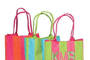 Summer Style Gifts: For Her: Barcelona Market Totes