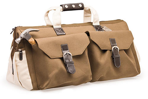 Summer Style Gifts: For Him: Designer's Large Tool Tote