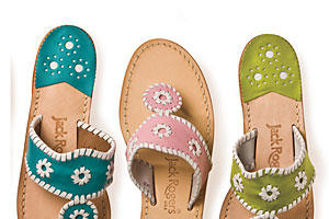 Summer Style Gifts: For Her: Palm Beach Navajo Sandals