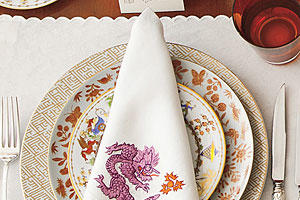 Use Heirloom Linens