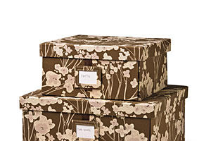 Re-Gift Collection Boxes
