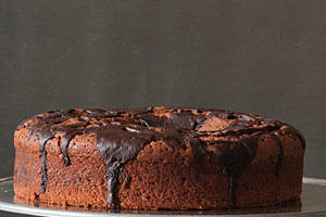 Double Chocolate Moonshine Cake