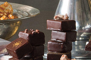 New Orleans Collection Chocolates