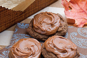 Chocolate Chunk-Mocha Cookies Recipes